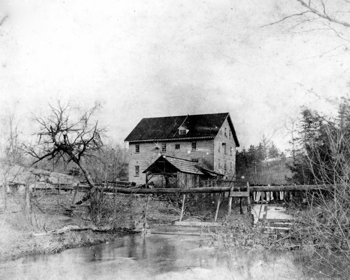 Early Mill Photo